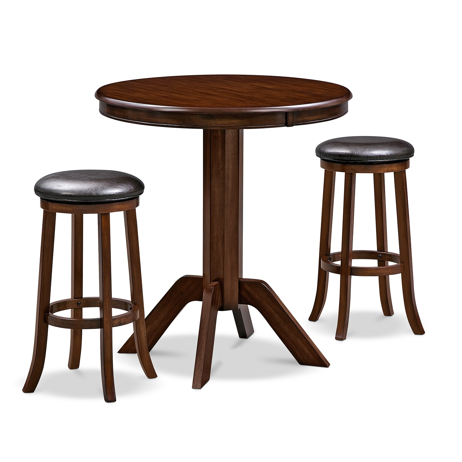 [Concord Tinker 3 Pc. Bar-Height Dinette]