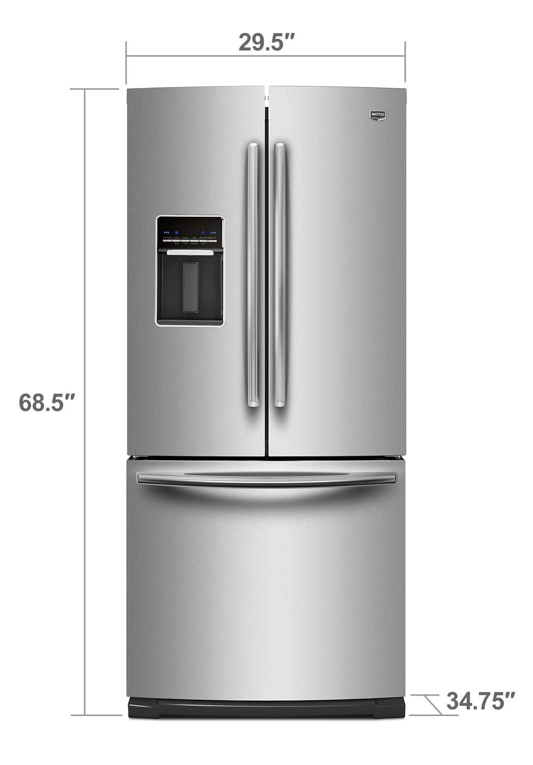 Refrigerator reviews reviews on maytag refrigerators - Maytag whirlpool ...