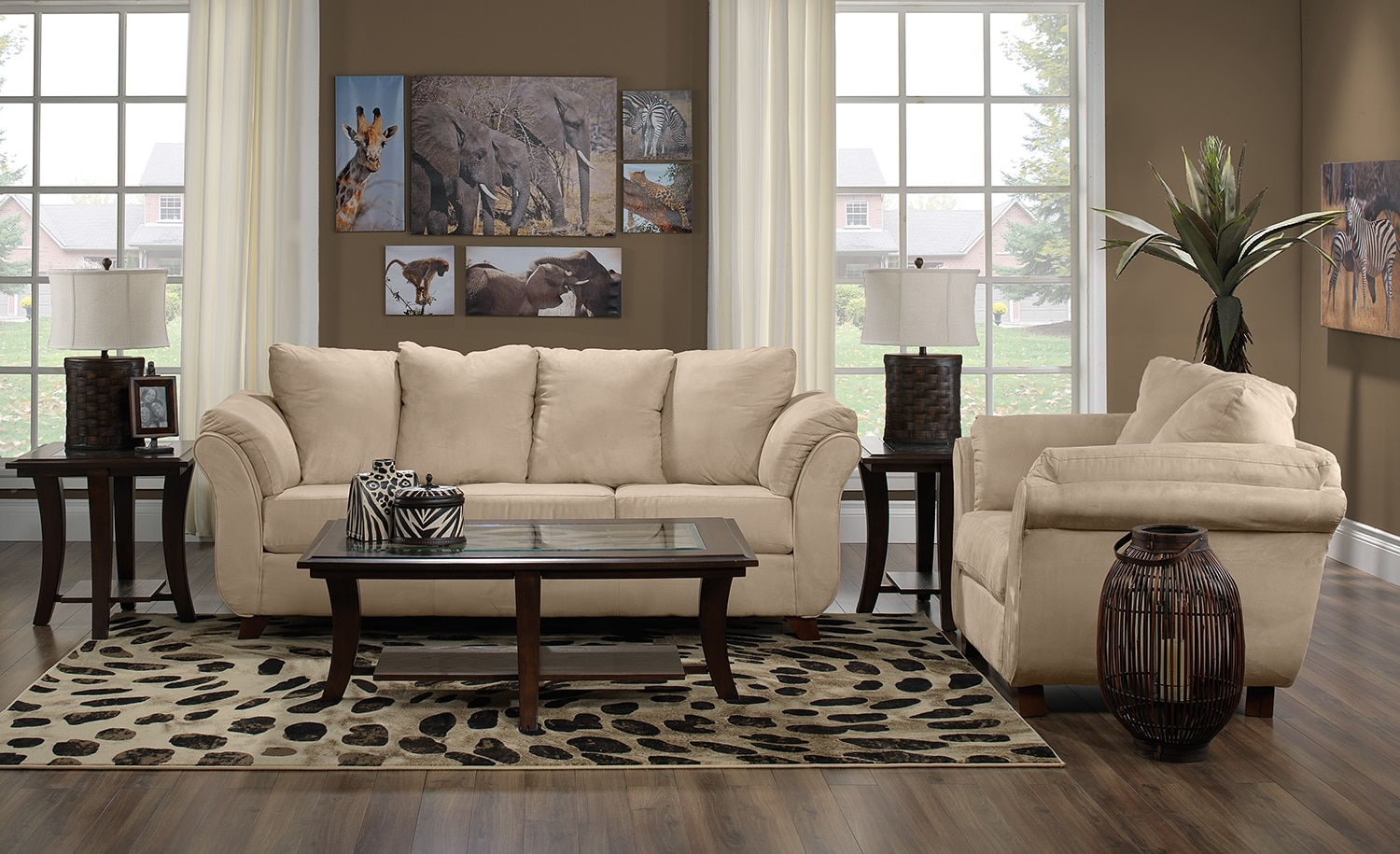 Leon s living room chairs gallery