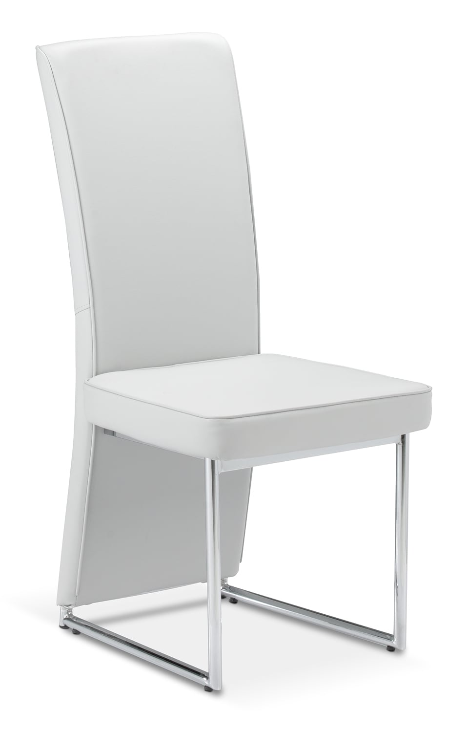 Dining Room Furniture - Bleecker Side Chair - Light Grey