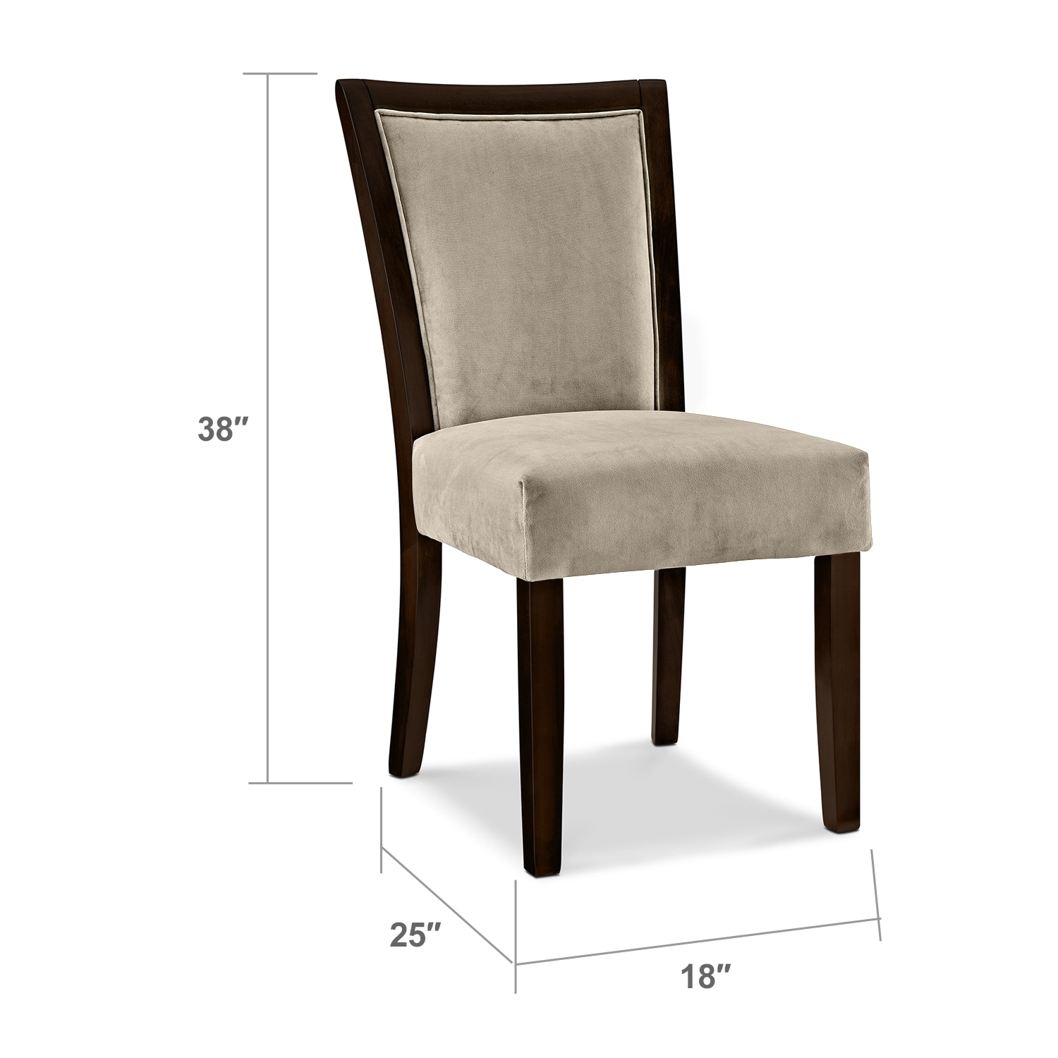 Tango Stone Dining Room Chair Value City Furniture