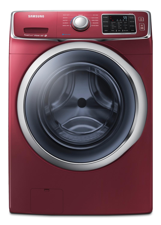 samsung washing machine installation manual