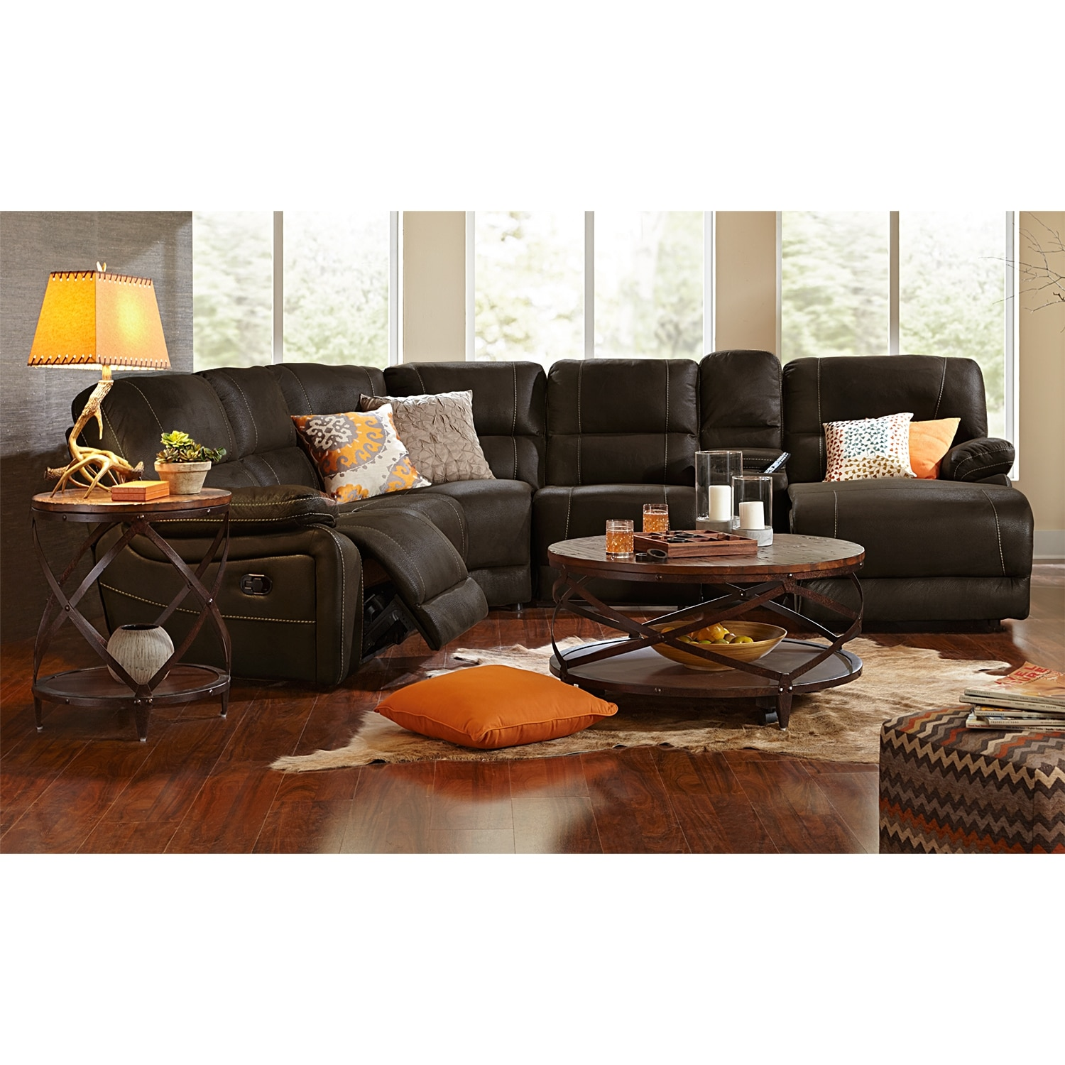 Value City Furniture Store Living Room Sets Zion Star