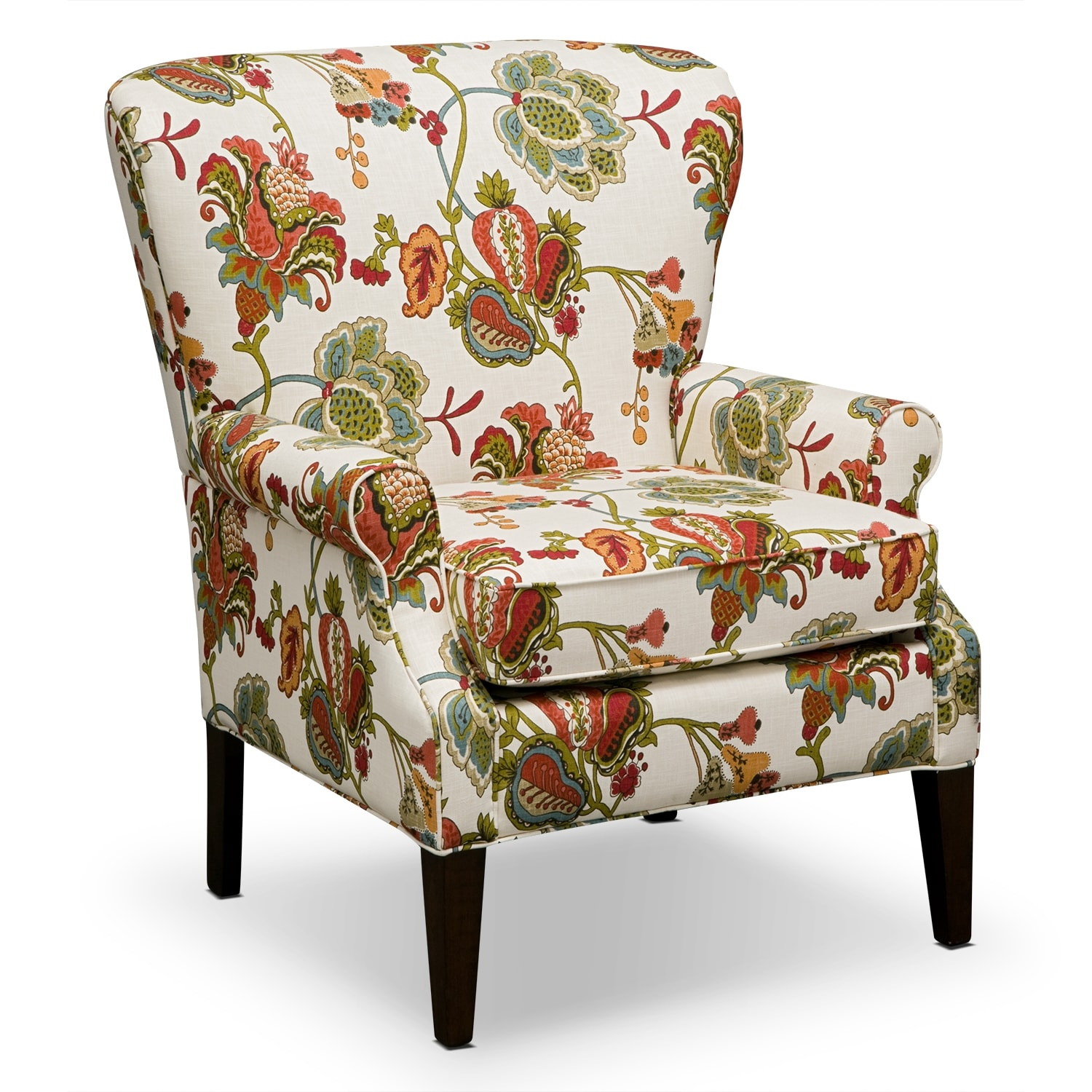 Charlotte Upholstery Accent Chair