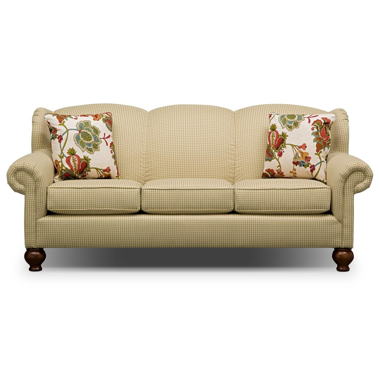 Charlotte II Upholstery Sofa
