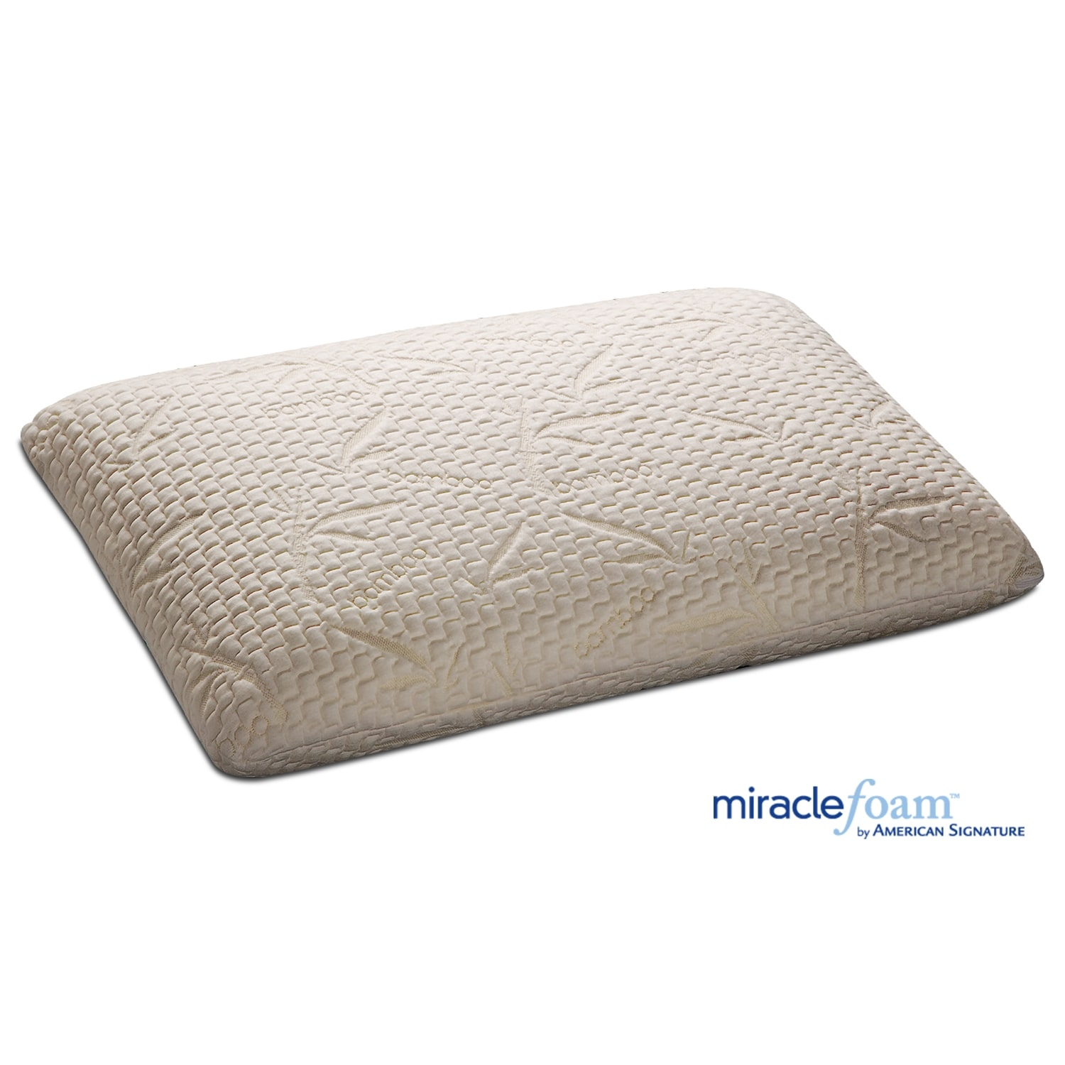 Traditional Queen Pillow American Signature Furniture