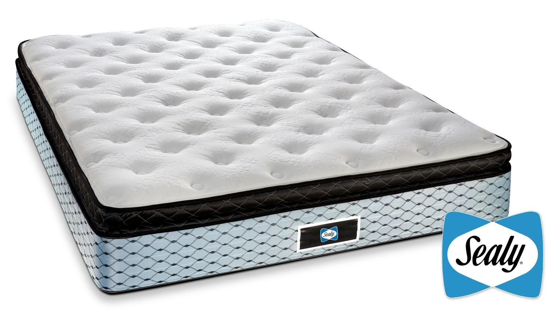 Mattresses and Bedding - Sealy Dawn Plush Twin Mattress