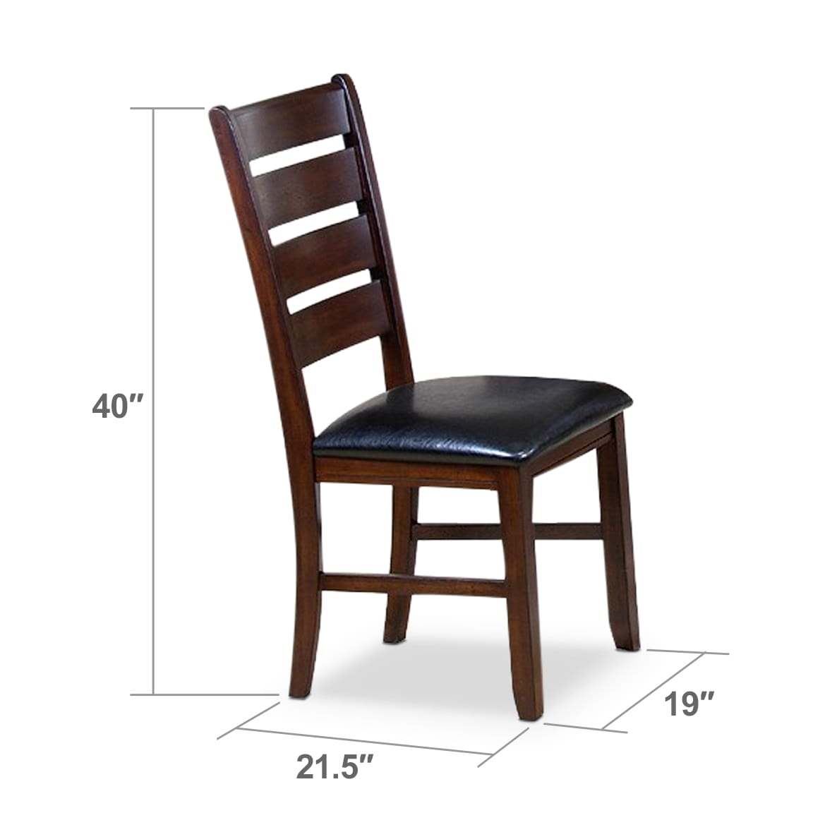 weston dining room side chair