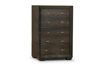 Einstein Chest - Dark Brown