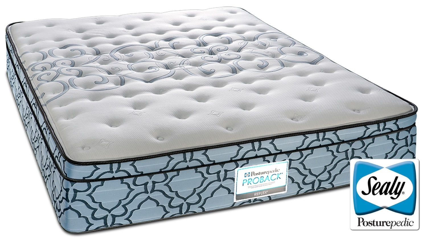 Mattresses and Bedding - Sealy Veil Cushion Firm King Mattress