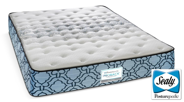 Mattresses and Bedding - Sealy Luna Firm Twin Mattress