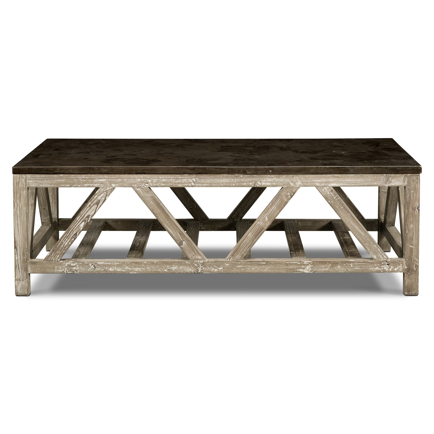 Grandin Cocktail Table Brown Value City Furniture