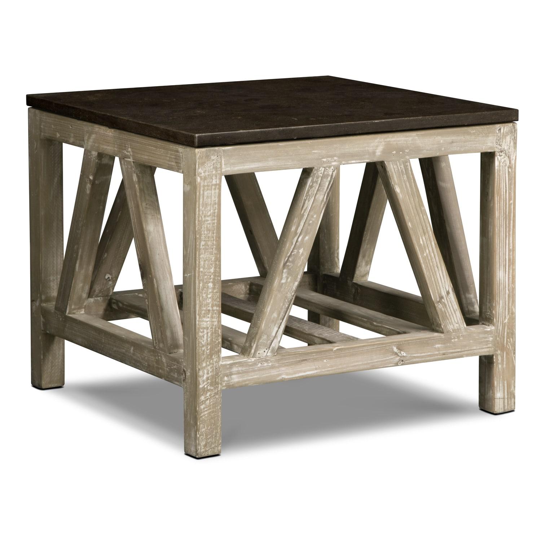 [Grandin End Table]