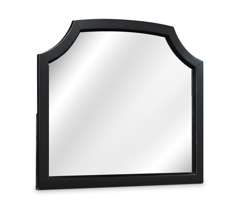 Marlina Mirror - Espresso