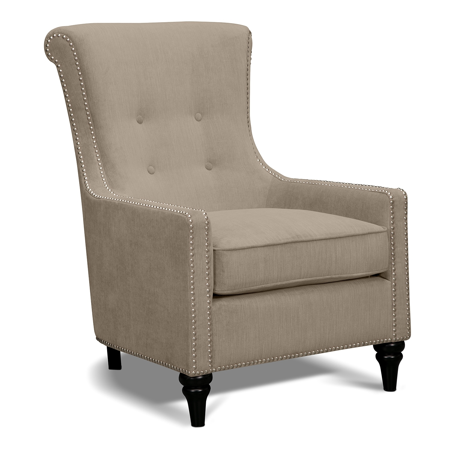Camelot Upholstery Accent Chair Value City Furniture