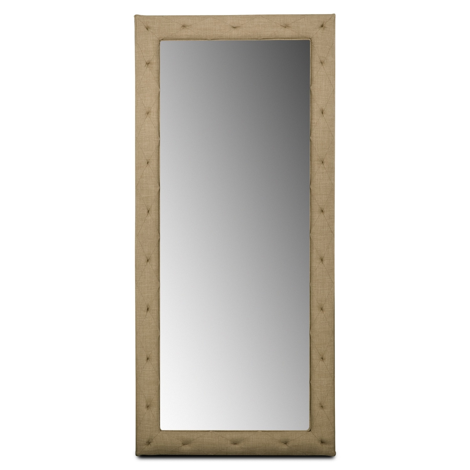 american signature furniture cabaret bedroom floor mirror