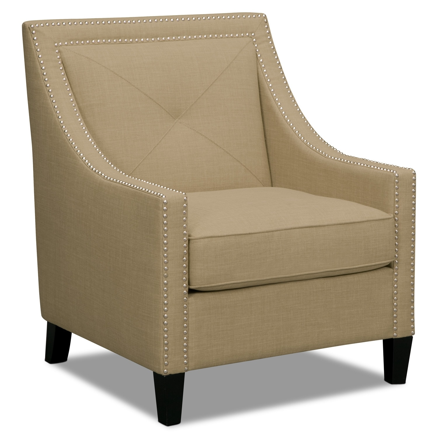 [Cabaret Accent Chair]