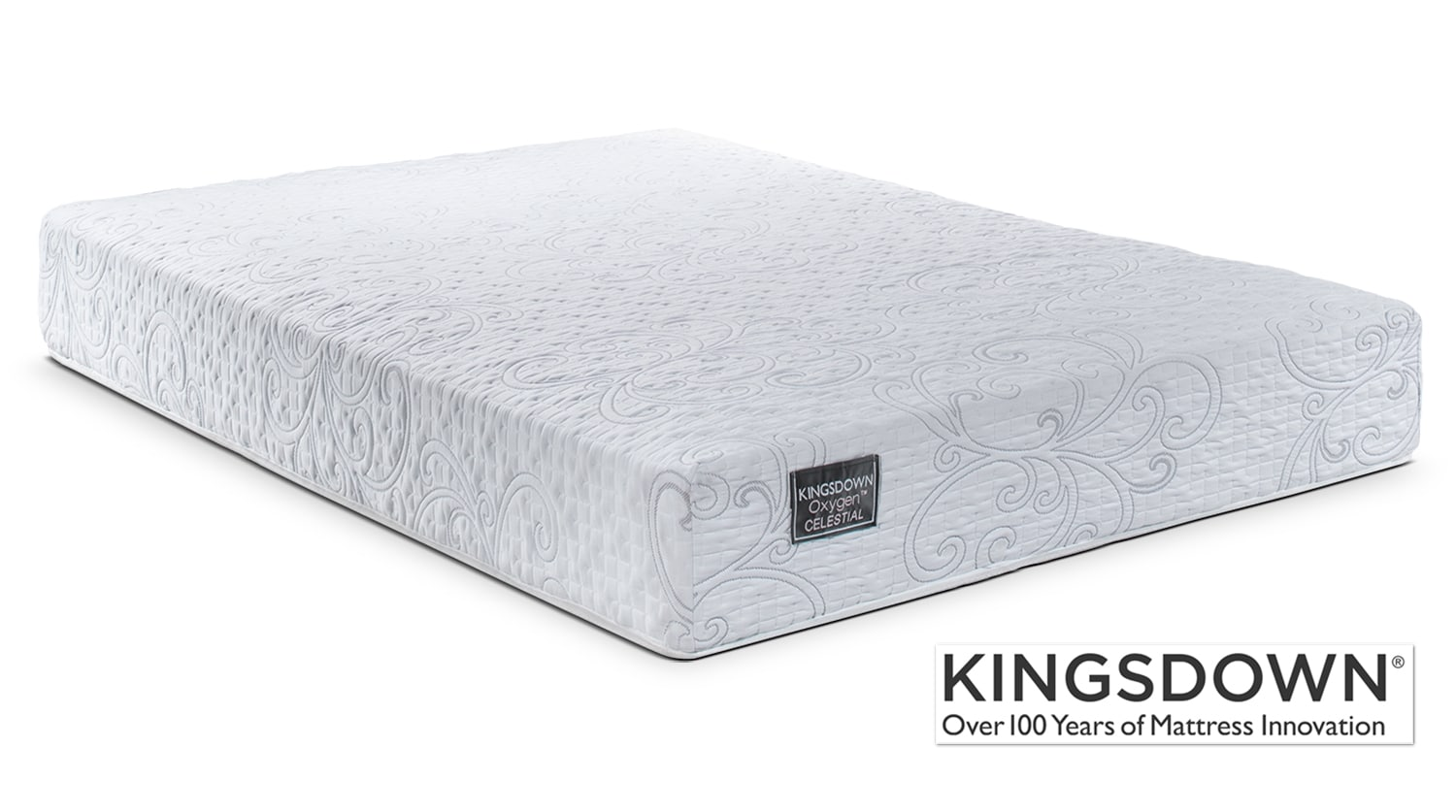 Kingsdown celestial twin mattress leon 39 s Twin bed mattress