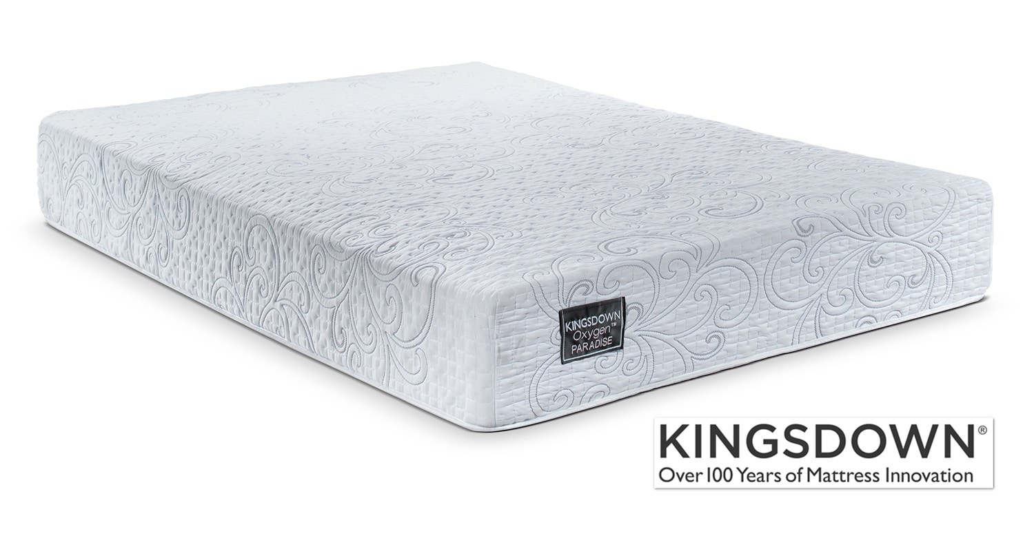 Mattresses and Bedding - Kingsdown Paradise Twin Mattress