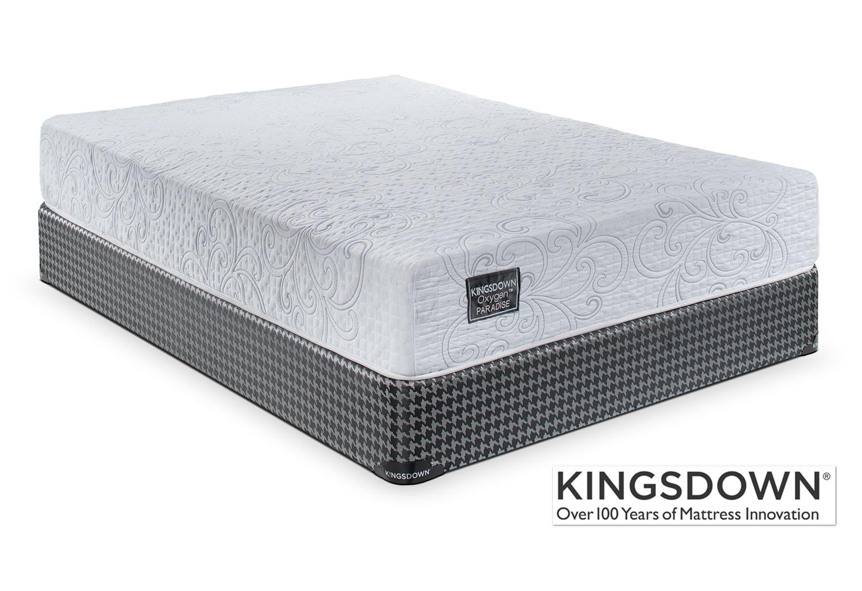 Kingsdown Paradise Twin Mattress/Boxspring Set