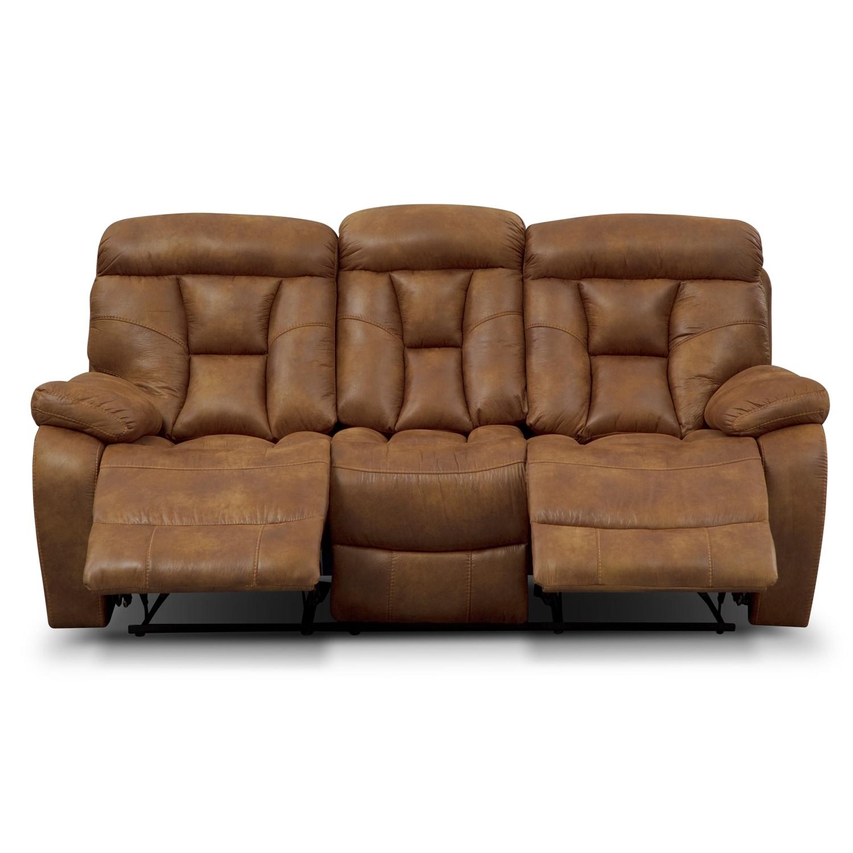 Dakota Reclining Sofa Almond Value City Furniture : 308610 from www.valuecityfurniture.com size 1500 x 1500 jpeg 222kB