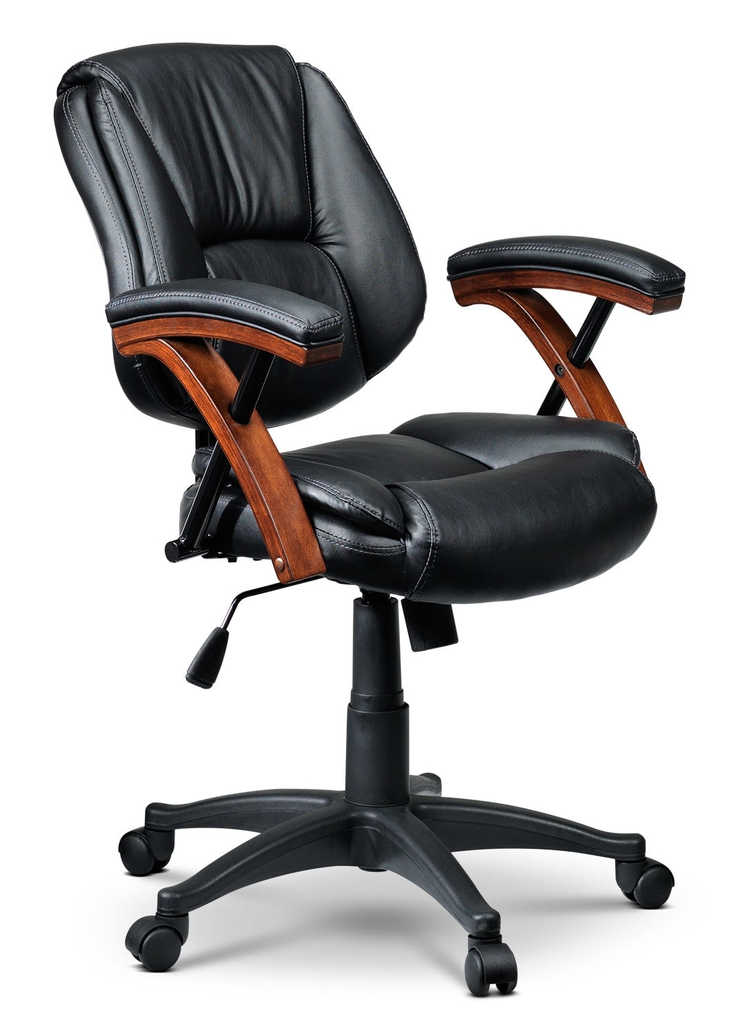 Home Office Furniture - Kilbourn Office Chair - Black