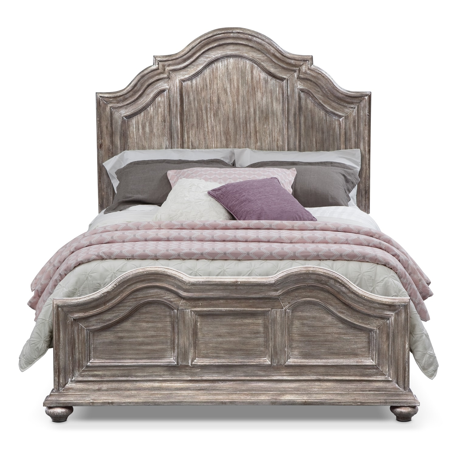 bedroom furniture ashworth ii queen bed