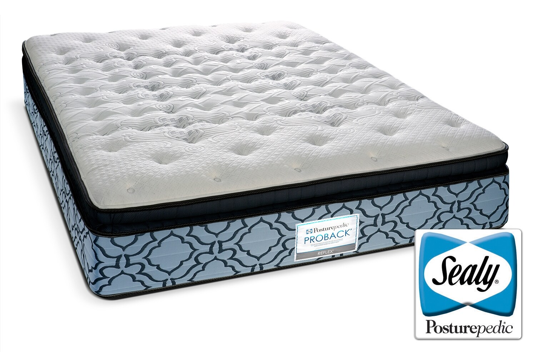 Mattresses and Bedding - Sealy Selene Plush Full Mattress