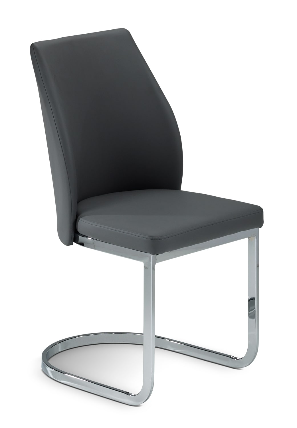 Casual Dining Room Furniture - Kate Side Chair - Grey