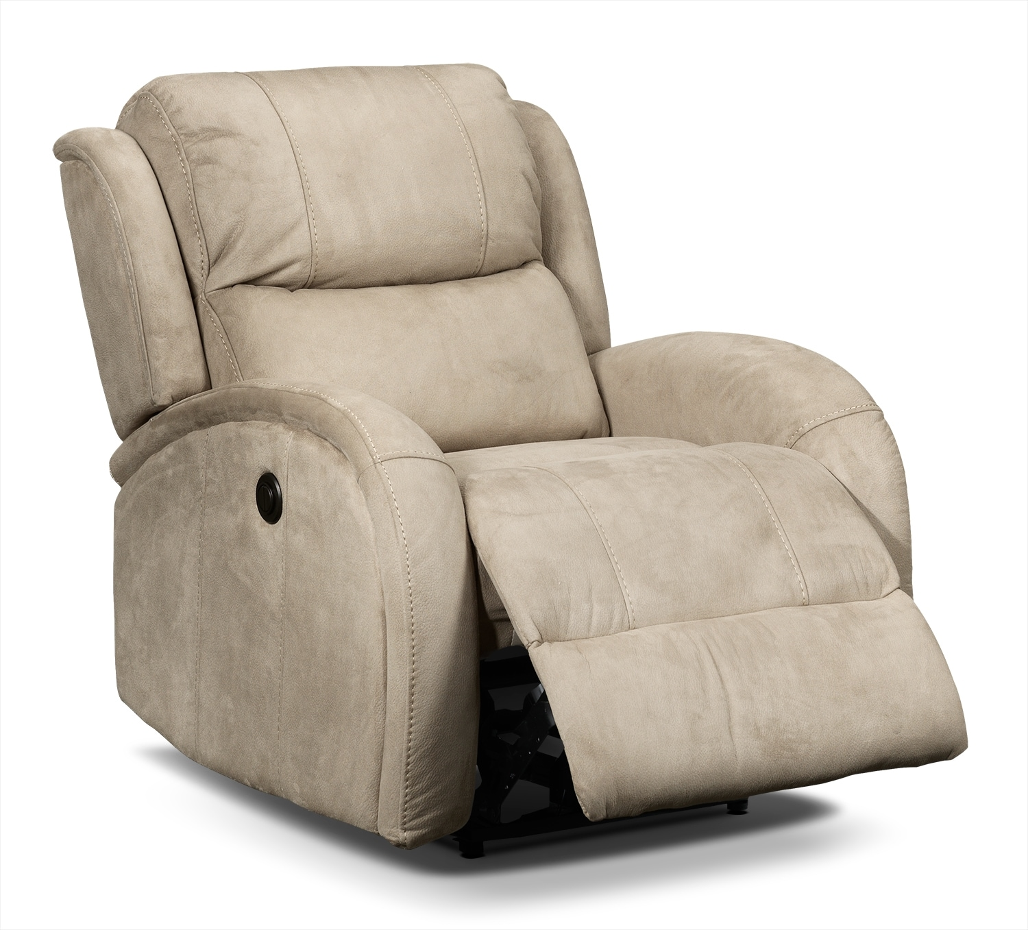 Dicarlo Power Recliner Beige Leon S