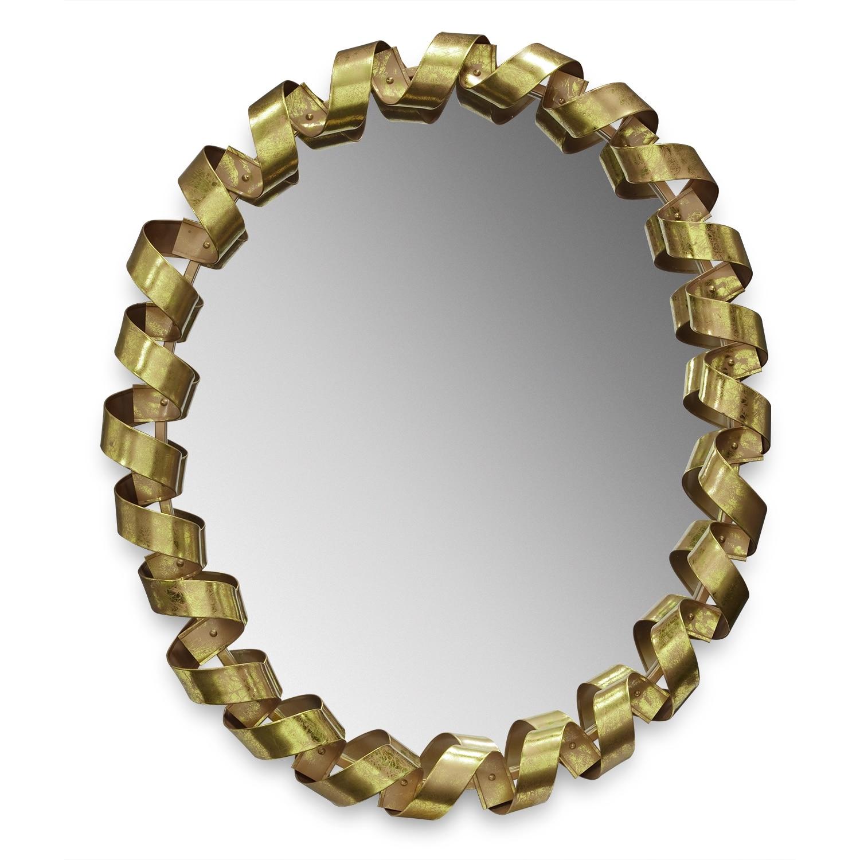 [Fiesta Gold Mirror]