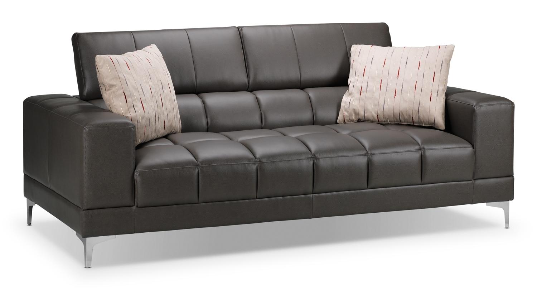 Living Room Furniture - Bel-Air Sofa - Elephant
