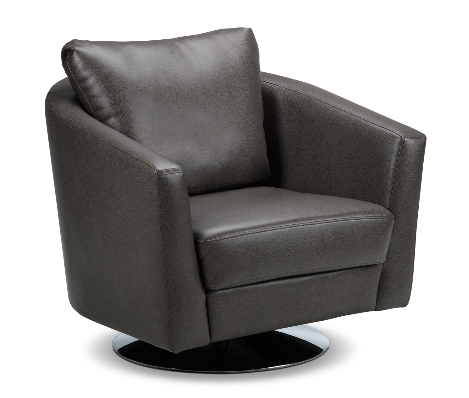 Living Room Furniture - Bel-Air Swivel Chair - Elephant