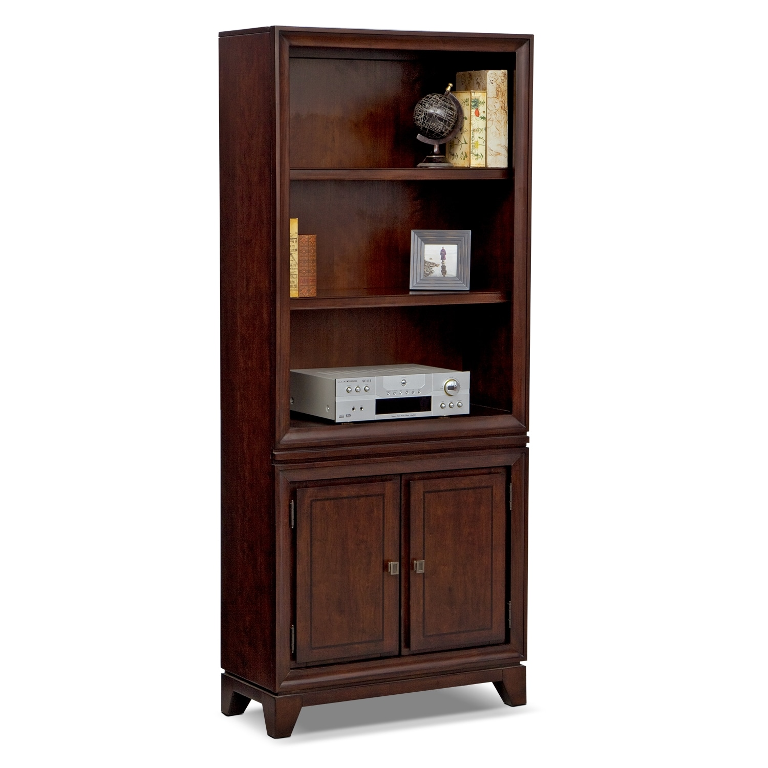 [Medina Door Bookcase]