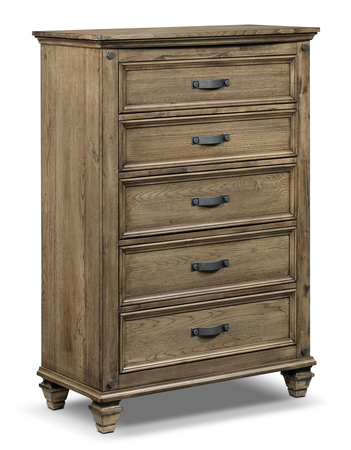 Hartwell Chest - Brown Driftwood