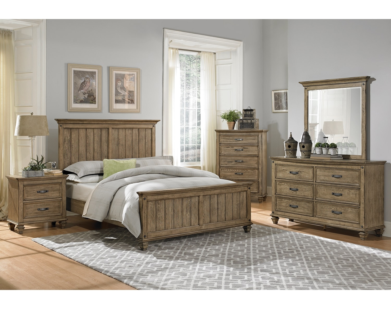 The Hartwell Collection - Brown Driftwood