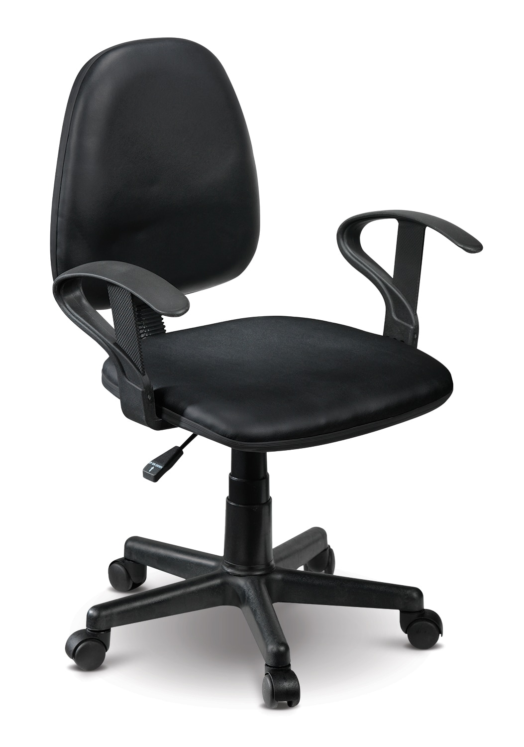 Home Office Furniture - Dresden Office Chair - Black