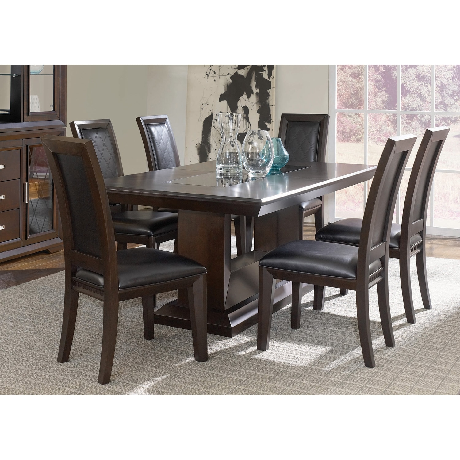 Brentwood 5 Piece Dining Package