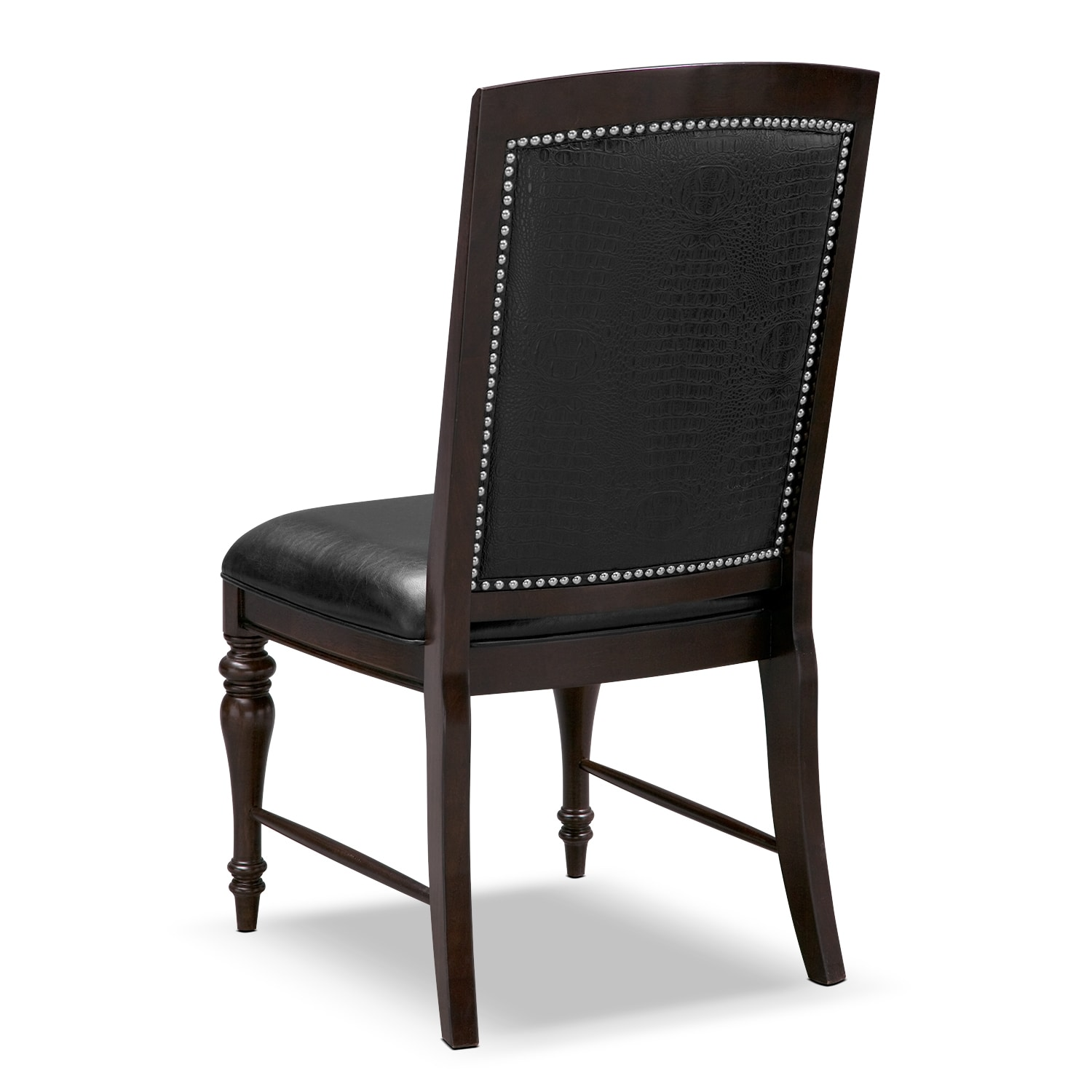 esquire dining room side chair value city furniture