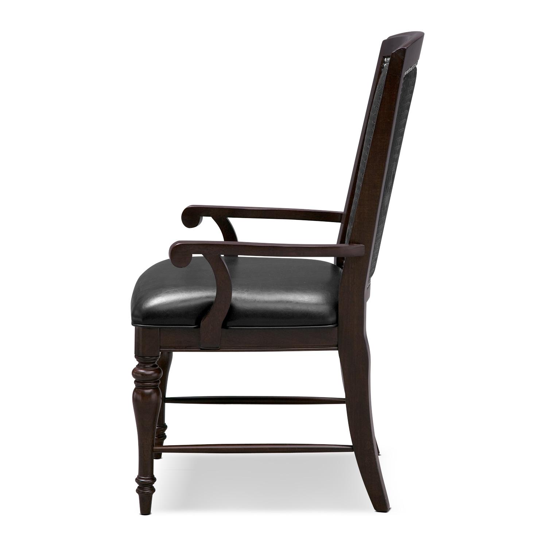 Esquire Arm Chair American Signature Furniture