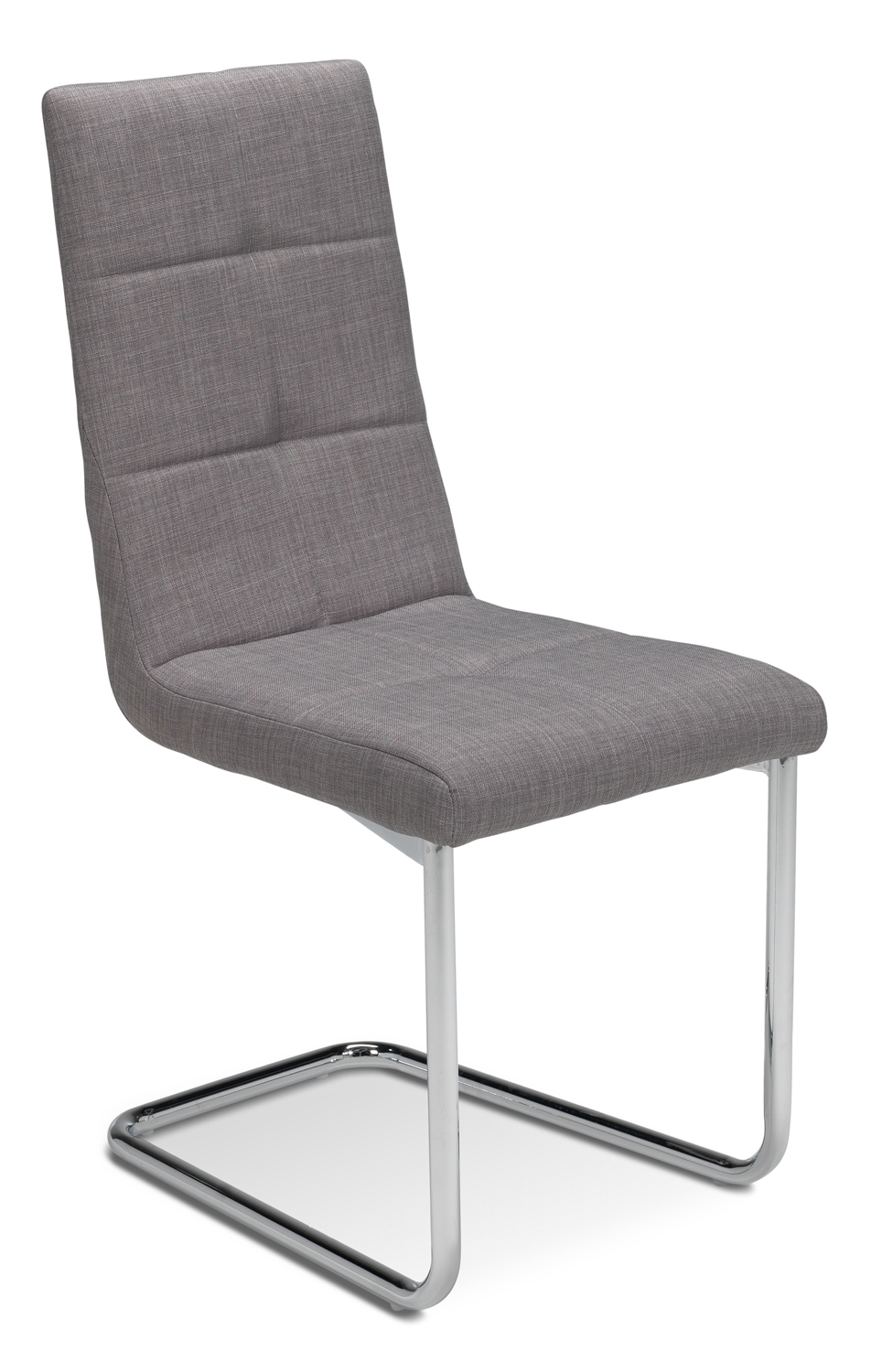 Casual Dining Room Furniture - Bethany Side Chair - Grey