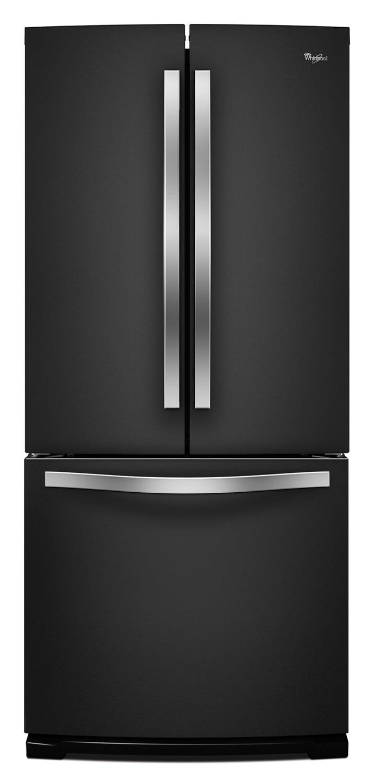 Refrigerators leon 39 s for 19 5 cu ft french door refrigerator