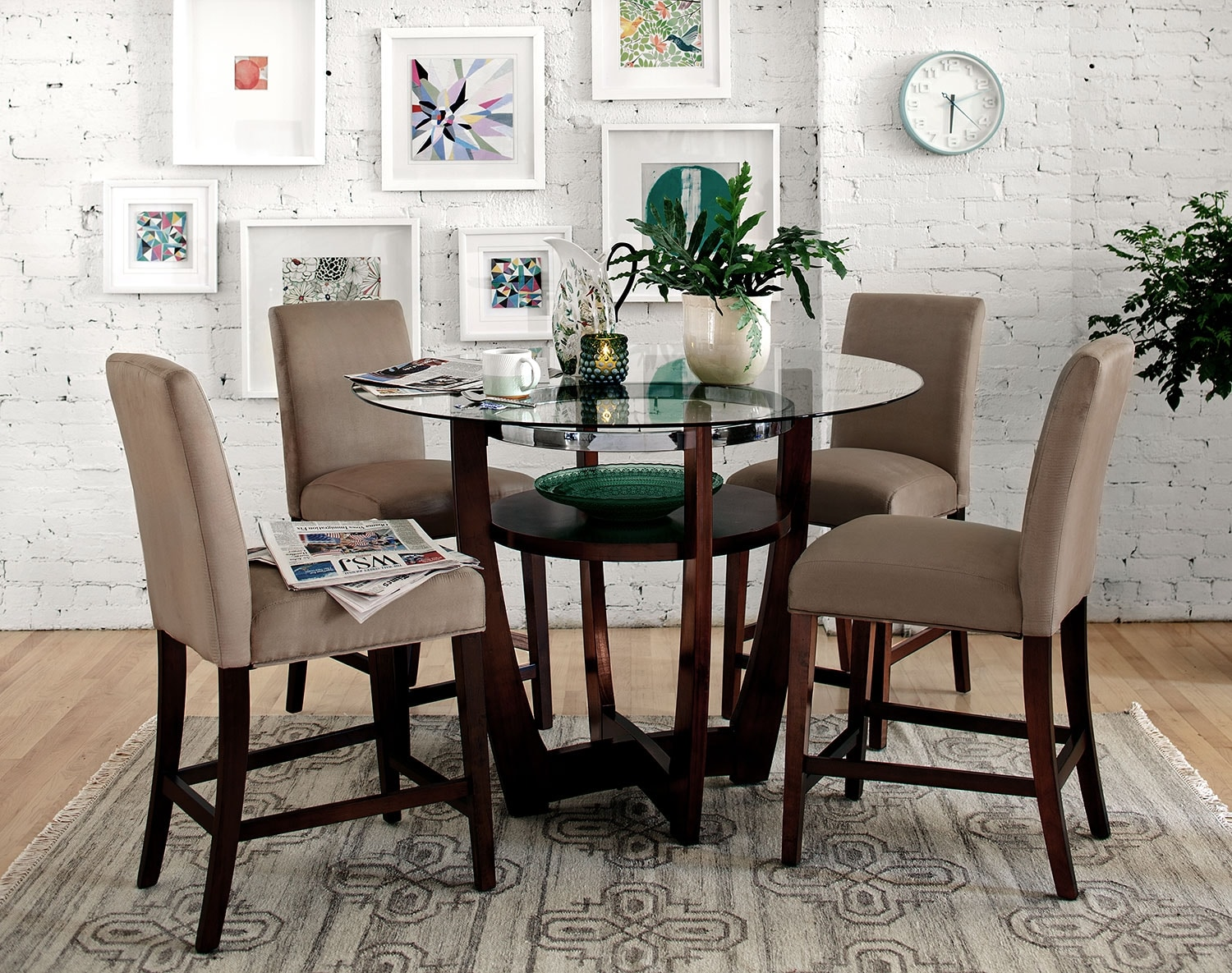 The Alcove Beige Ii Collection Value City Furniture