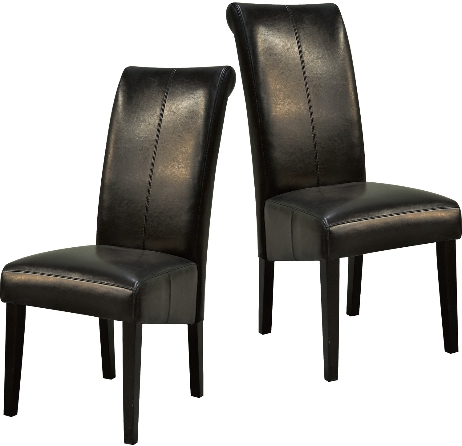 Dining Room Furniture - Idea Dining Chair Package - Brown