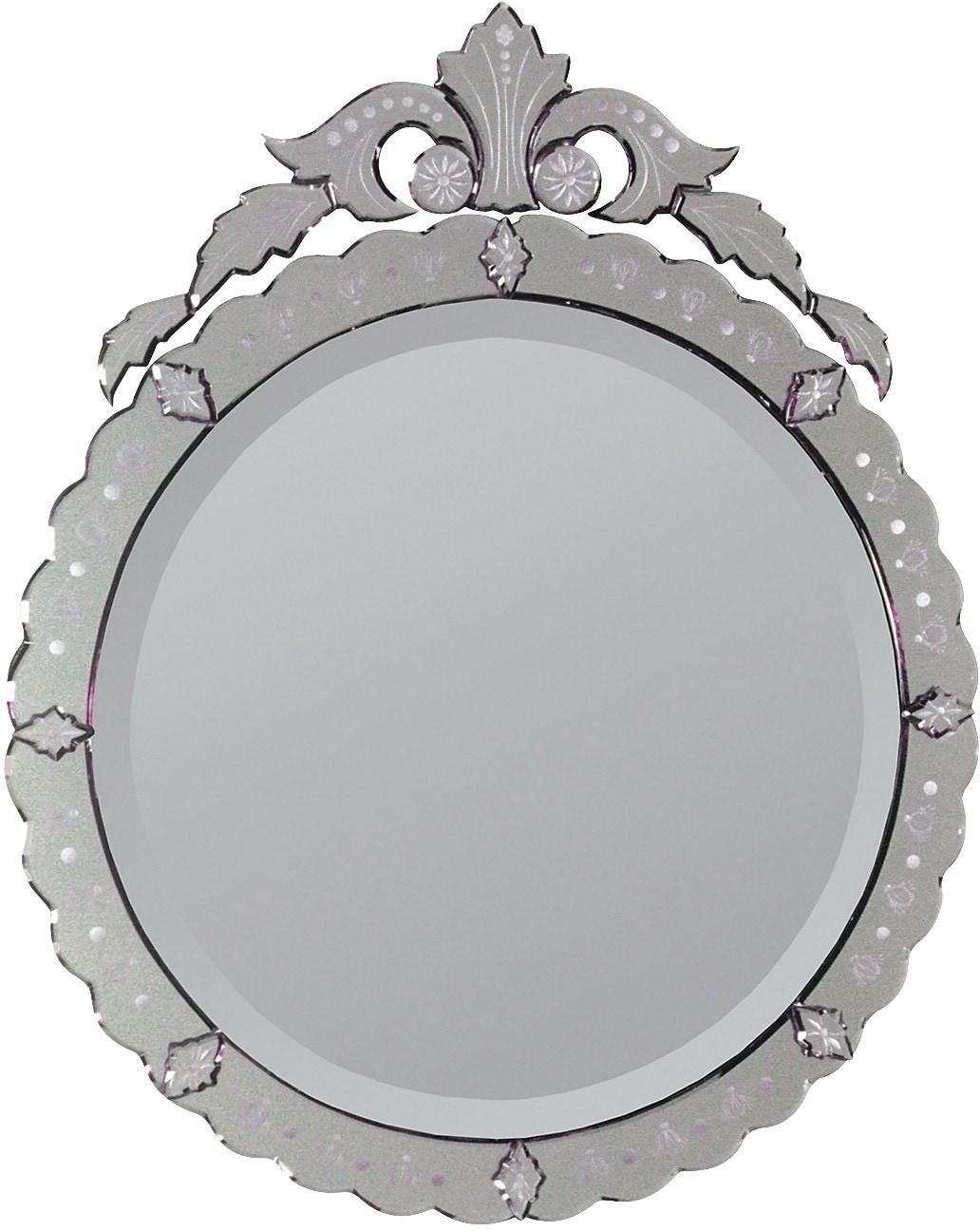 Prague Venetian Mirror