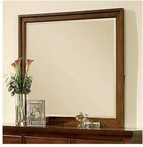Bedroom Furniture - Kennedy Mirror - Cherry