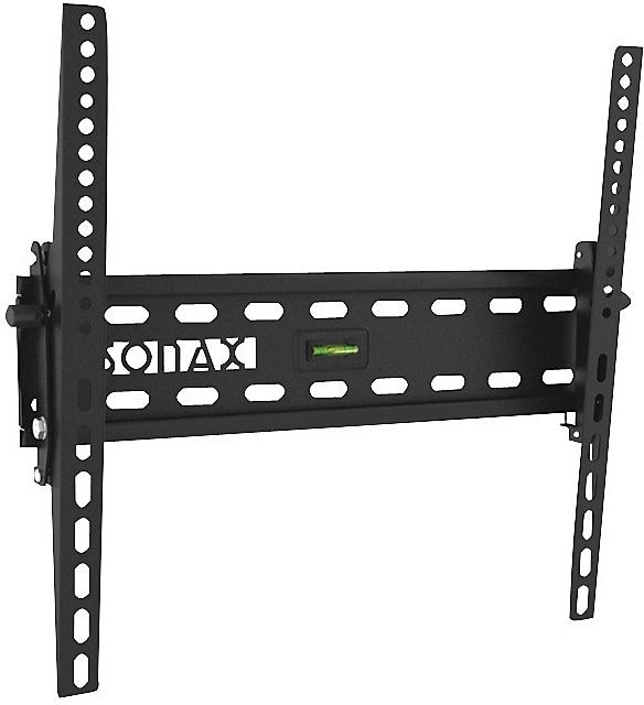 "Sonax Adjustable 32"" - 50"" Tilting Flat Panel TV Wall Mount – Black"