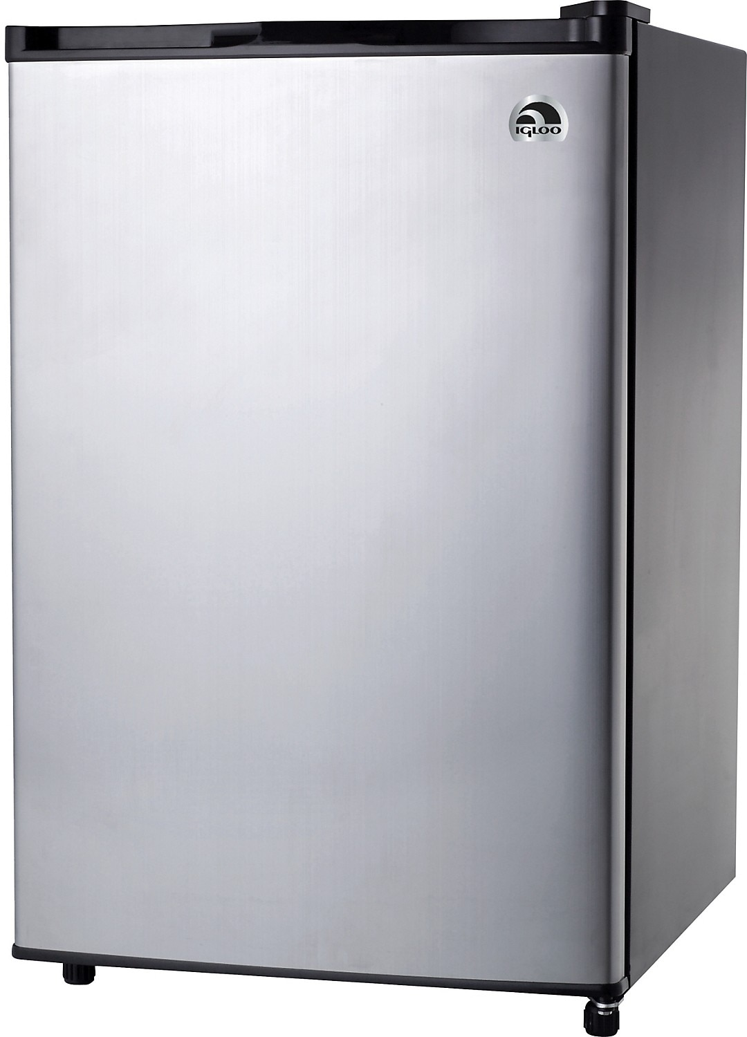 Refrigerators and Freezers - Igloo 4.6 Cu. Ft. Compact Refrigerator - Stainless Steel