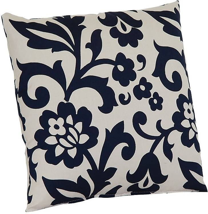 Accent and Occasional Furniture - Designed2B Polyester Accent Pillow – Naval