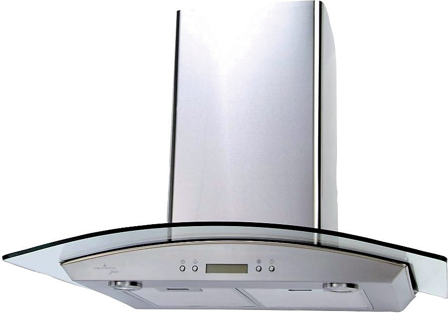 Appliance Accessories - Venmar Jazz Fusion Chimney Range Hood – Stainless Steel
